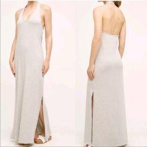 Saturday Sunday Halter Maxi Dress S